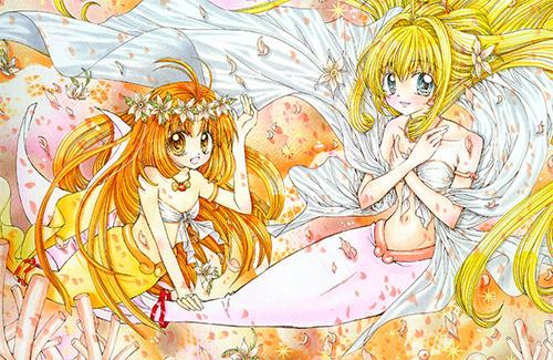Mermaid Melody - Principesse sirene - Un manga perfetto, consigliato tra i nostri fumetti per l'estate