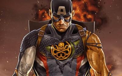 What if… Capitan America fosse cattivo? – Lo Steve Rogers di Secret empire