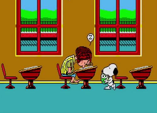 Snoopy Amiga