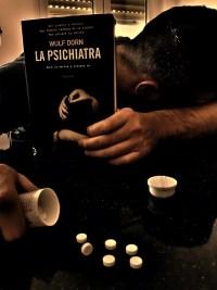 Copertina del libro La psichiatra, di Wulf Dorn