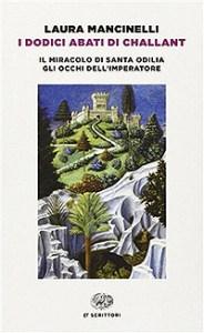 La copertina della trilogia di romanzi di Laura Mancinelli