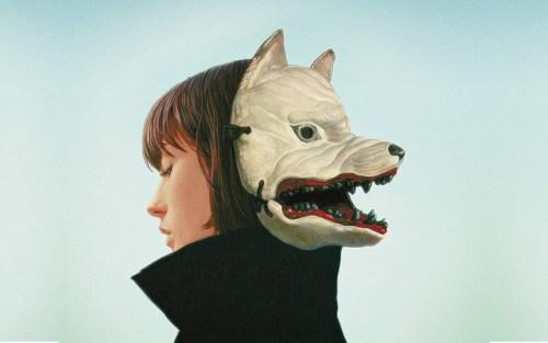 Dettaglio della copertina di Il castello invisibile, di Mizuki Tsujimura
