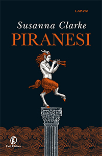 La copertina di Piranesi, di Susanna Clarke