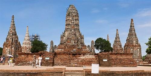 Ayuttaya, Thailandia: una meta dei Grand Tour di oggi