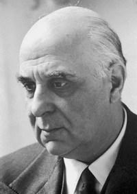 Una fotografia di Giorgos Seferis