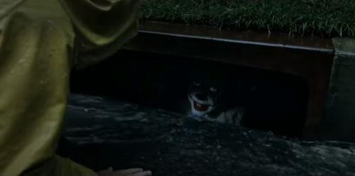 Una scena di It del 2017, uno dei capolavori più significativi della vita di Stephen King