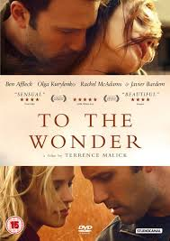"""Locandina film """"to the wonder"""""""