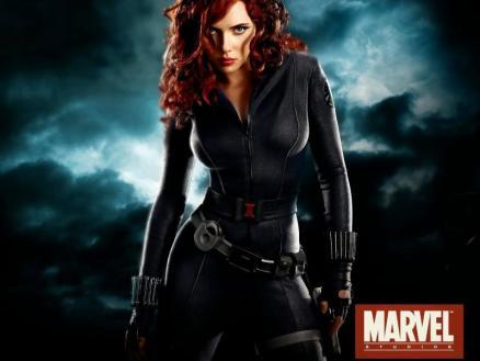 Vedova nera nel primo poster di Iron Man 2