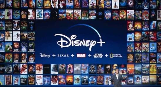 Disney+ Plus