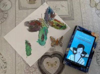L'ebook de Il sogno della crisalide insieme a... un acquerello a tema!