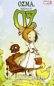 Copertina di Ozma, regina di Oz