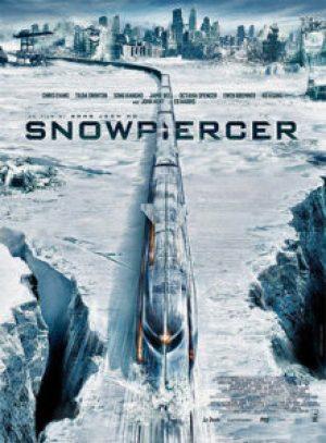 La locandina del film di Snowpiercer