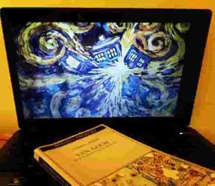 Van Gogh Doctor Who