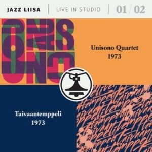 jazz-liisa-12-unisono-quartet-taivaantemppeli-cd