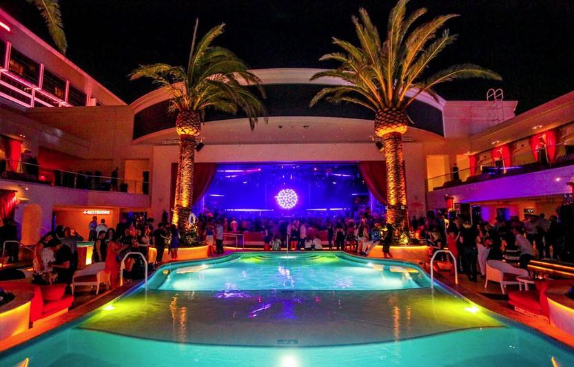 Drais Nightclub Las Vegas Insiders Guide Discotech