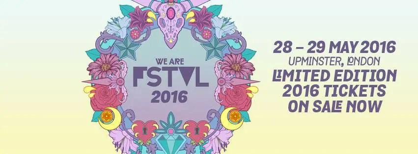 WE ARE FSTVL 2016