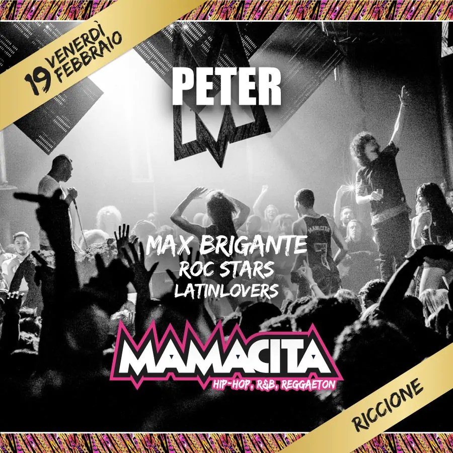 Mamacita Peter Pan 19 Febbraio 2016