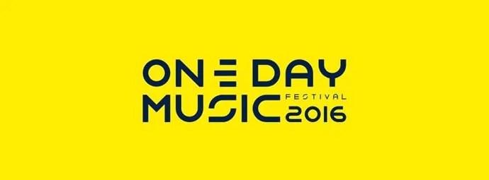 ONE DAY MUSIC FESTIVAL 2016 CATANIA 01 MAGGIO 2016