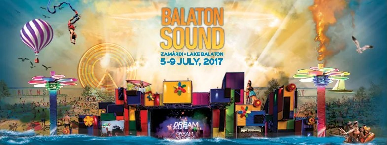 BALATON SOUND 2017 FESTIVAL dal 5 al 9 LUGLIO a Zamárdi – Ungheria Lineup Ticket Pacchetti hotel viaggio