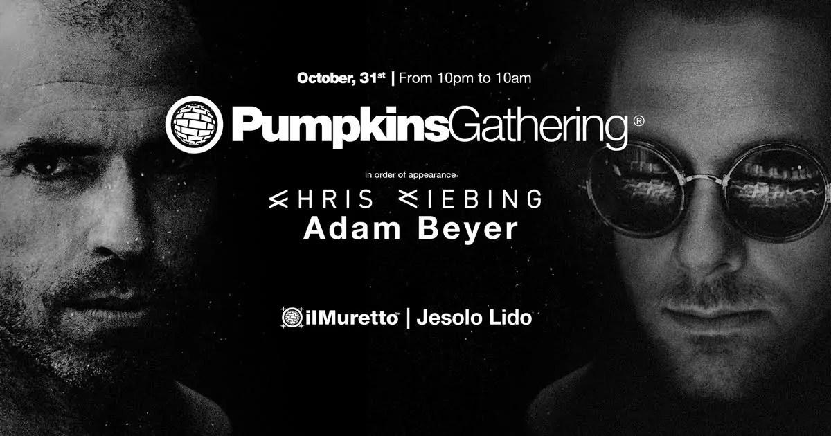 Halloween 2016 Il Muretto Jesolo CHRIS LIEBING + ADAM BEYER