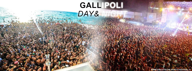 GALLIPOLI DISCOTECHE EVENTI 2017 PROGRAMMAZIONE ESTATE