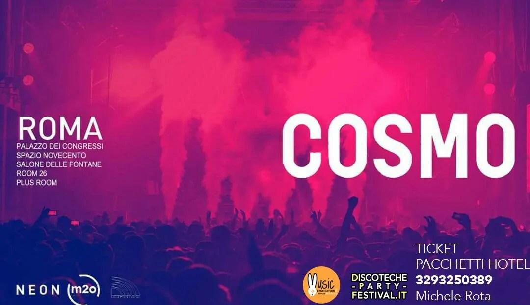 COSMO FESTIVAL CAPODANNO 2017 ROMA EUR 31 12 2016 + PREZZI PREVENDITE BIGLIETTI + PACCHETTI HOTEL PULLMAN