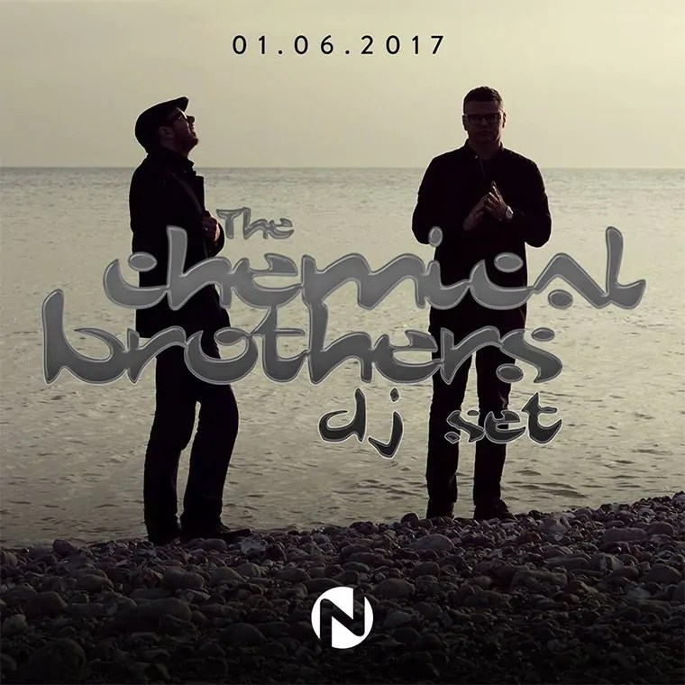 Chemical Brothers Nameless 2017. 01 06