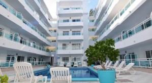 appartamenti con piscina ibiza