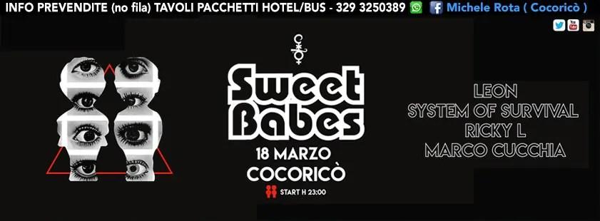 Cocorico 18 03 2017 Sweet Babes