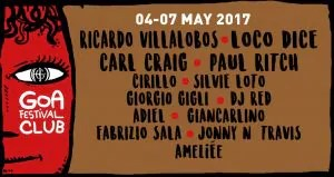 Goa club festival 2017 roma