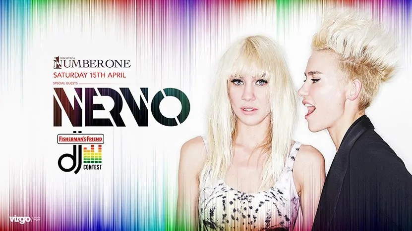 Nervo Number One Brescia 15 04 2017