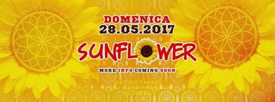 SUNFLOWER FIRENZE CARNEVALE DOMENICA 28 05 2017 + Prezzi Ticket Biglietti Prevendite Tavoli