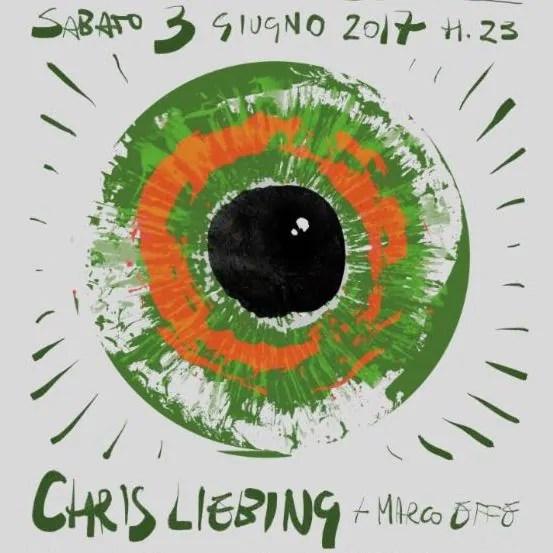 Chris Liebing at Tinì Soundgarden Cecina 03 Giugno 2017 Prezzi Ticket Biglietti Prevendite Tavoli Liste  Pacchetti Hotel