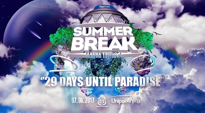 Summer Break Unipol Arena 07 06 2017
