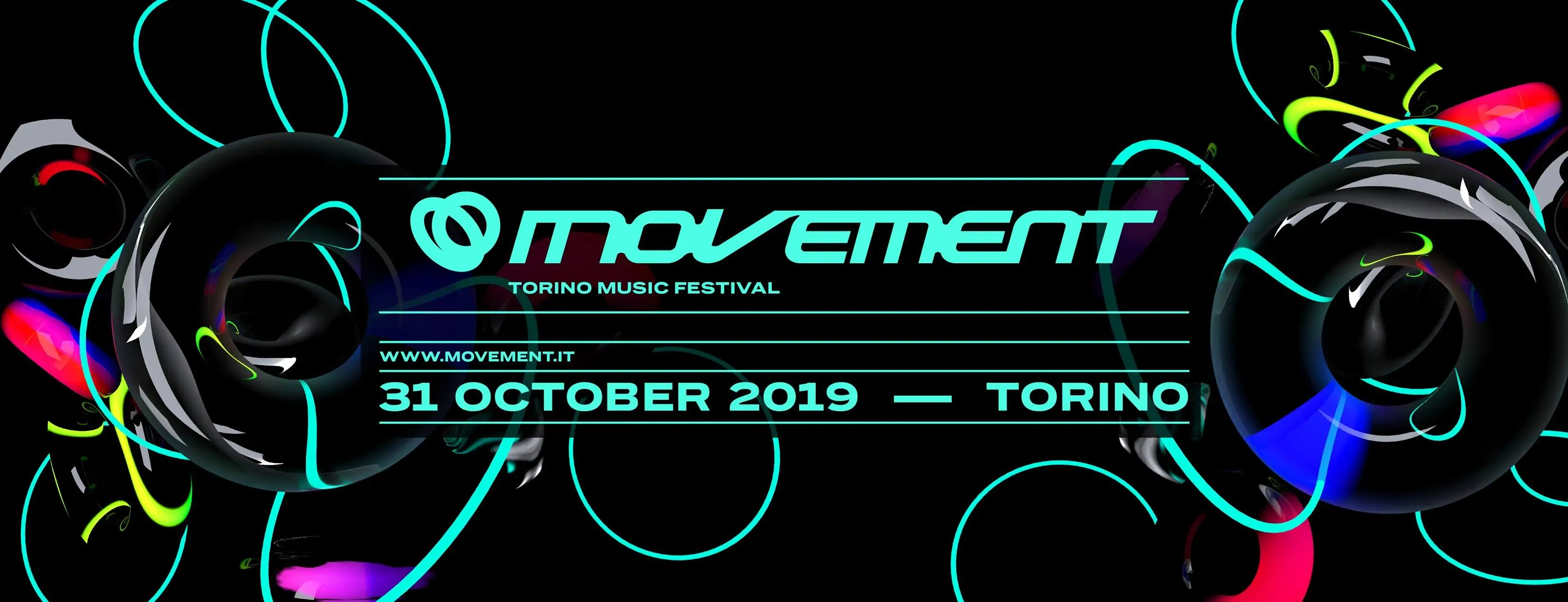 Movement Torino Music Festival 2019