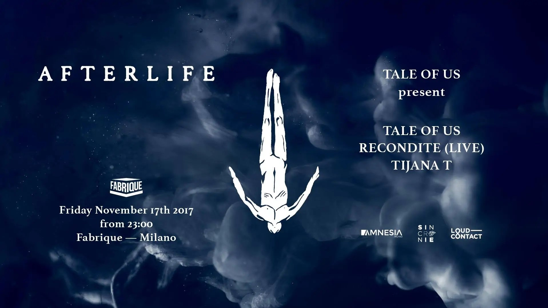 Afterlife Fabrique Milano 17 11 2017