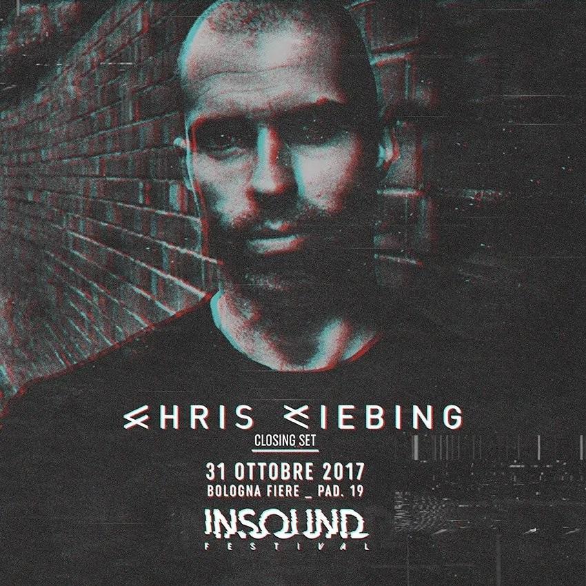 Chris Liebing e Loco Dice at INSOUND FESTIVAL BOLOGNA FIERE il 31 Ottobre 2017