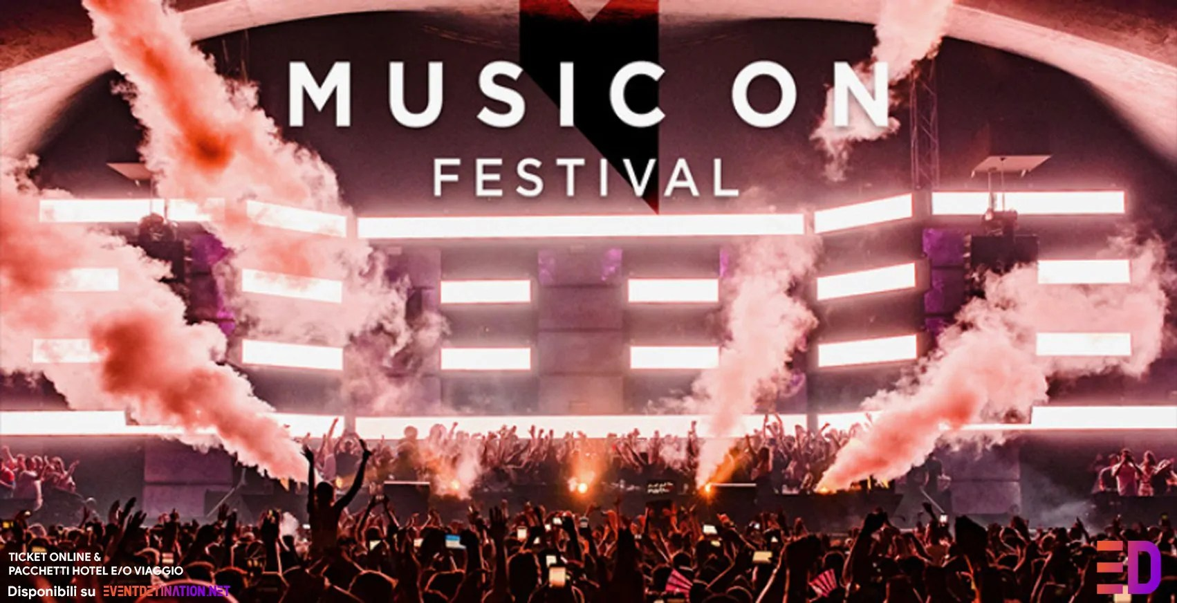 MUSIC ON Festival 2020 Amsterdam – Week End 09 e 10 Maggio 2020