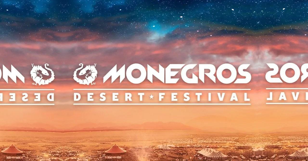 Monegros Desert Festival 2020 – Fraga Spagna – Sabato 01 Agosto 2020