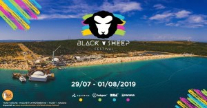 BLACK SHEEP FESTIVAL 2019 ZRCE BEACH PAG