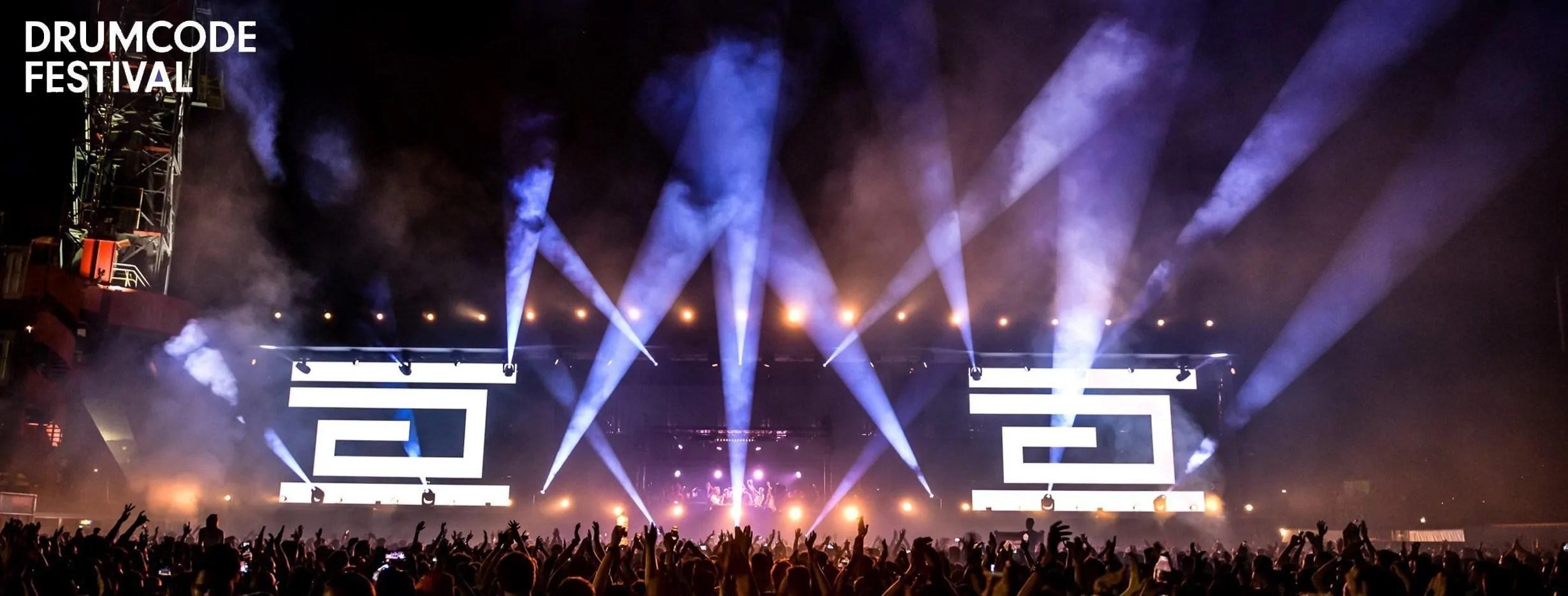 Drumcode Festival Amsterdam