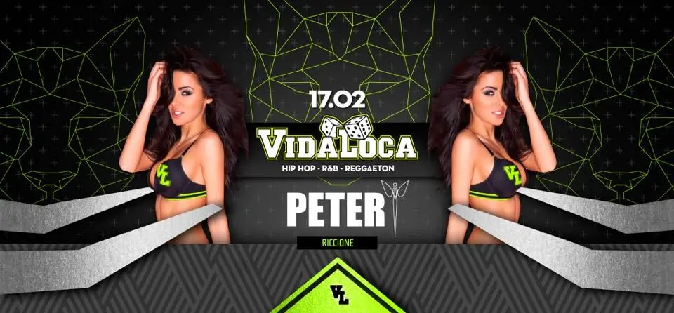 Peter Pan Vidaloca Party 17 02 2018