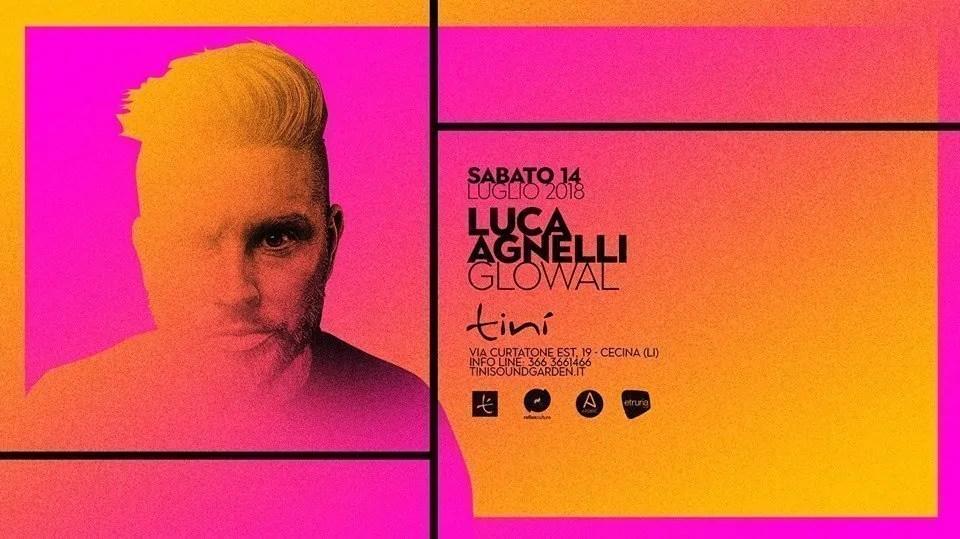 Luca Agnelli – Tinì Soundgarden Cecina – 14 Luglio 2018 –  Prezzi Ticket Biglietti Prevendite Tavoli Liste  Pacchetti Hotel