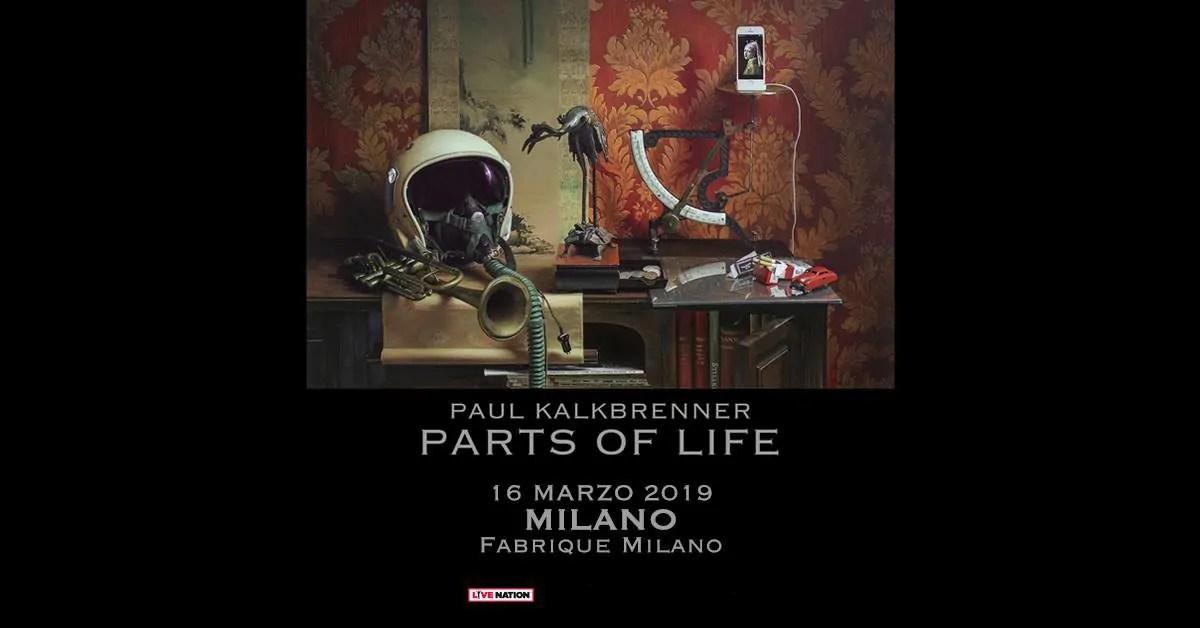 PAUL KALKBRENNER MILANO 19 MARZO 2019 FABRIQUE