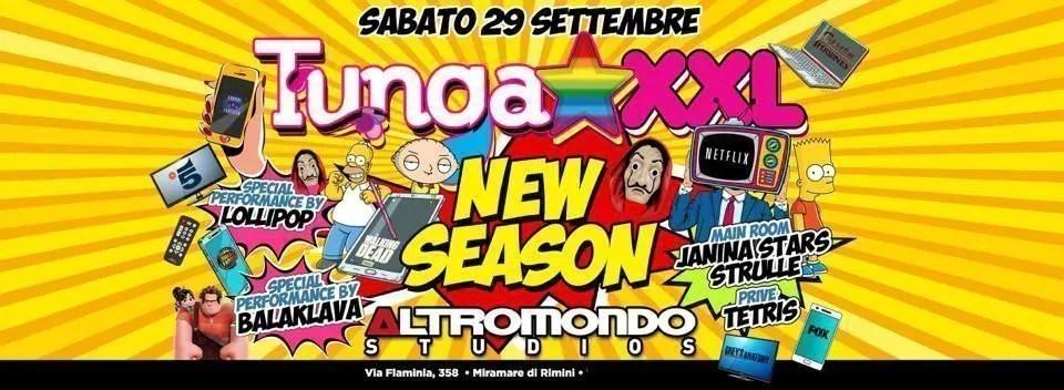 Tunga Xxl Altromondo Studios Rimini 29 Settembre 2018