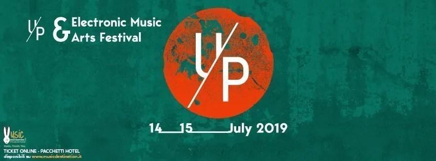 UP Festival 14 15 Luglio 2019 – Praga | Ticket Pacchetti Hotel