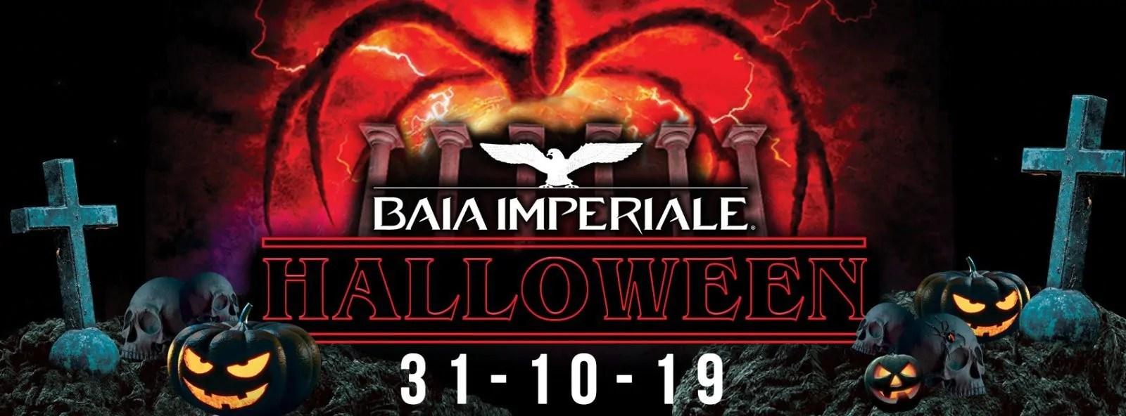 Halloween 2019 Baia Imperiale 31 10 2019
