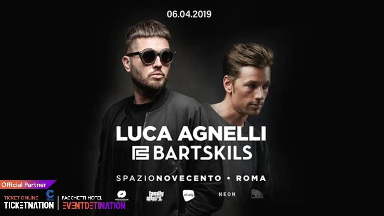 Luca Agnelli at Spazio Novecento Roma – Sabato 06 Aprile 2019   Ticket/Biglietti/Prevendite 18APP Tavoli Pacchetti hotel Prevendite