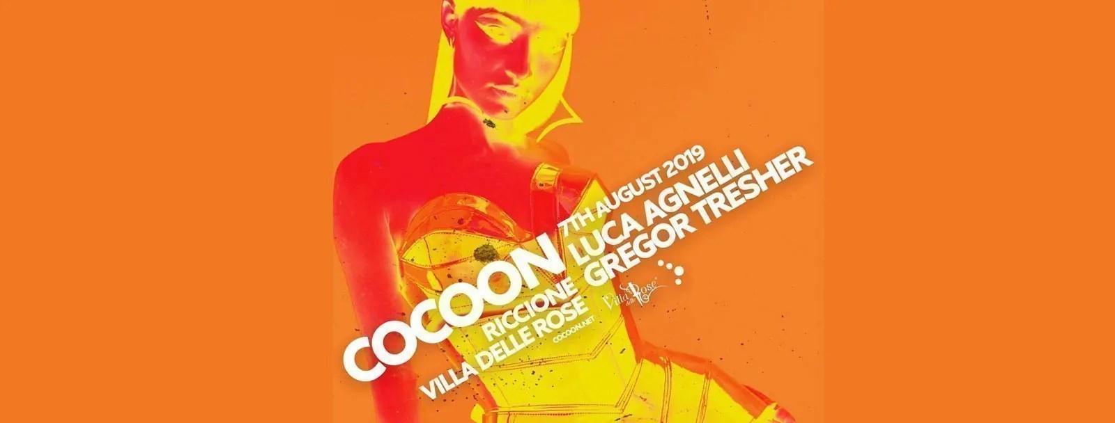 Luca Agnelli Villa Delle Rose Cocoon 07 08 2019 + Prezzi Ticket/Biglietti/Prevendite 18APP Tavoli Pacchetti Hotel
