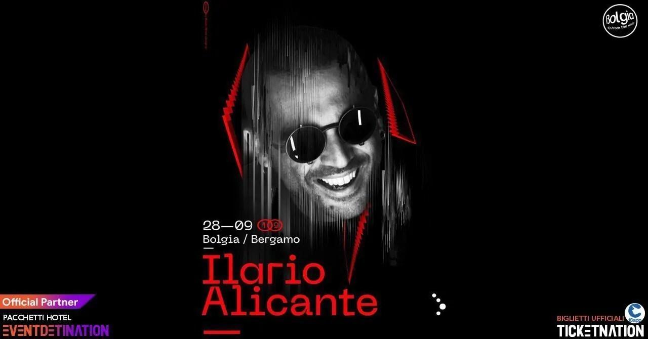 Ilario Alicante Bolgia Bergamo Sabato 28 09 2019